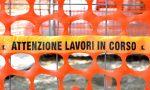 Lavori in corso a Melzo via Martiri della Libertà chiusa per due giorni
