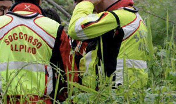 Dispersa e poi ritrovata 39enne di Capriate soccorsa in montagna