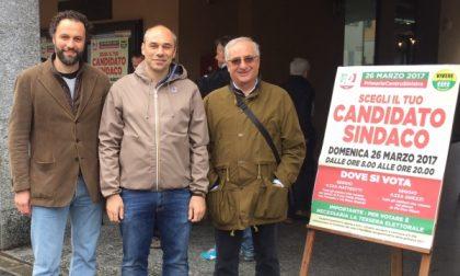 Primarie di Centrosinistra a Cernusco: vince Ermanno Zacchetti