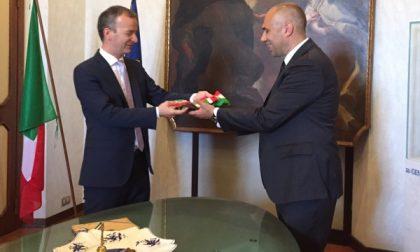 A Cernusco si è insediato il nuovo sindaco