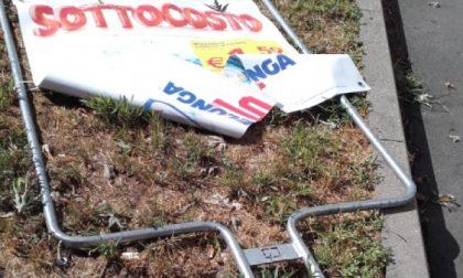 A Cologno sud vandali ancora in azione