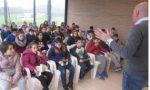 A Liscate il sindaco incontra gli alunni di quinta elementare