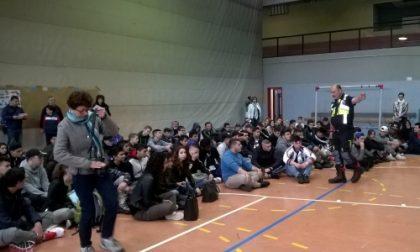 A Pioltello esercitazione di protezione civile per gli studenti