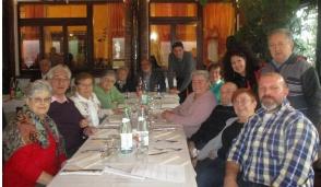 A Truccazzano tutti a tavola per scambiarsi gli auguri di Natale
