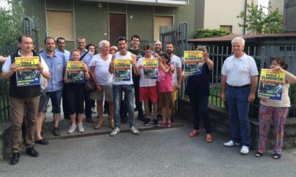 A sorpresa i profughi nella loro casa di Brugherio