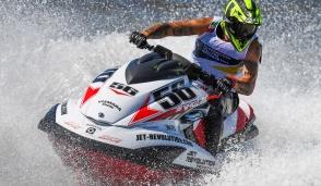All'Idroscalo il Campionato italiano delle moto d'acqua