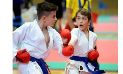 Allori tricolori per la kb Cambiago agli Italiani di karate