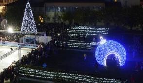Anche a Cernusco si spengono le luci di Natale