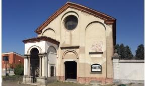 Appello per salvare l'antica chiesetta di Vimodrone