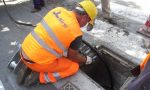 Fibra ottica a Gessate, cantieri e disagi alla viabilità