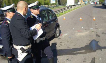 Auto pirata causa un grave incidente a Segrate, bimba in ospedale