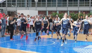 """Basket, è """"Triplete"""" per l'Under 16 dell'Acli Trecella"""