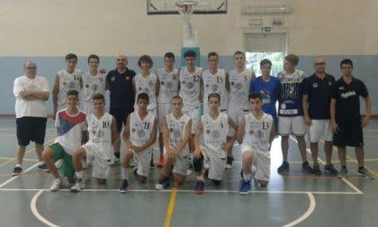 Basket, l'Acli Trecella è campione d'Italia