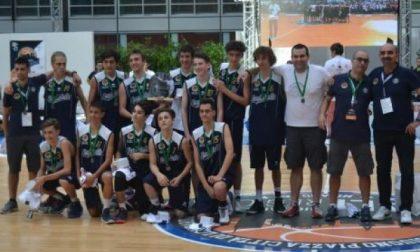 Basket, l'Acli Trecella è campione regionale