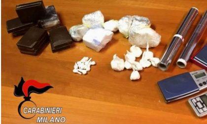 Brembate, arrestato il pendolare della droga