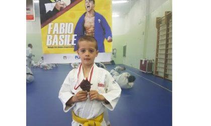 """Bronzo europeo nel judo per lo """"scugnizzo trezzese"""""""