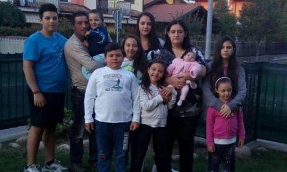 Capriate: a San Gervasio c'è una super-famiglia, 9 figli