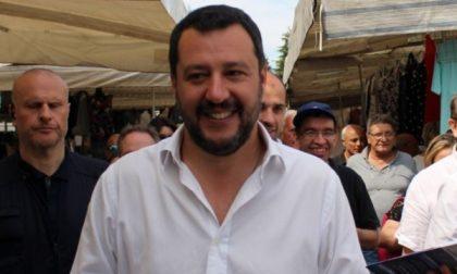 Capriate, giovedì Matteo Salvini sarà in via Ceresoli