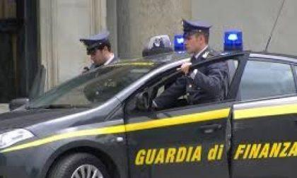 Cassina, maxisequestro della Guardia di Finanza