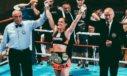 Cernusco, Vissia sogna la cintura mondiale di boxe