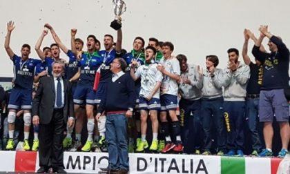 Che trionfo: il Volley Segrate è Campione d'Italia Under 19