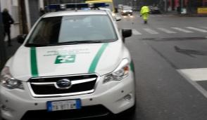 Cologno, Ciclista investito da un mezzo per la pulizia delle strade