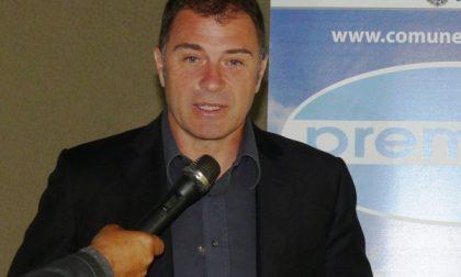 Cologno, l'assessore regionale Antonio Rossi inaugura la nuova pista di pattinaggio