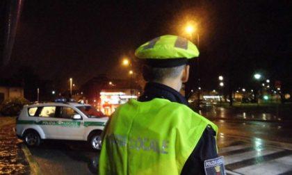 Melzo, contro i vandali vigili al lavoro anche di sera