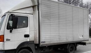 Da un mese era parcheggiato al cimitero di Vignate ma il camion era stato rubato più di un anno fa