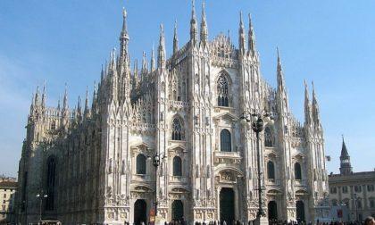 Drammatica caduta dal Duomo di Milano, la vittima è di Vimodrone