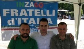Fratelli d'Italia fa proseliti a Inzago