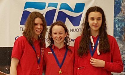 Gaia Pesenti ha vinto la finale B dei 100 metri stile agli Italiani di nuoto