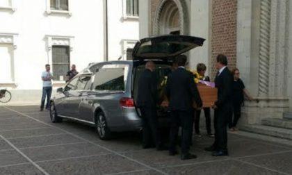 Gessate, celebrato il funerale dell'alpinista pozzese