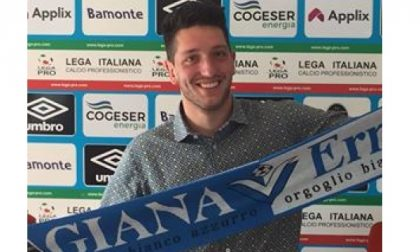 Giana, rescisso il contratto di Sergio Viotti