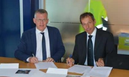Gorgonzola-Melzo, firmata la convenzione per la ciclabile
