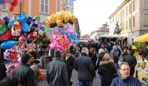 Gorgonzola è pronta per Santa Caterina