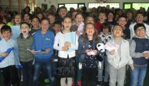 Grande festa alla scuola Guarnazzola di Cassano