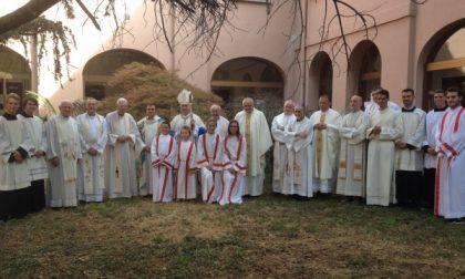 I preti di Melzo riuniti per il Santuario