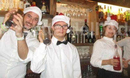 I ragazzi dell'Archè di Inzago diventano barman