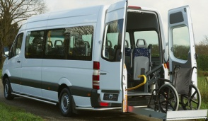 Il Comune di Liscate acquista un pulmino per il trasporto dei disabili