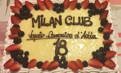 Il Milan club di Vaprio-Canonica è maggiorenne