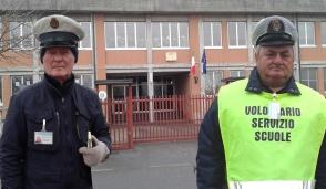 """Il sindaco di Pozzuolo ringrazia i nonni vigili """"veterani"""""""