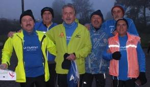 In 600 alla terza edizione della «Pozzuolo Christmas run&walk»