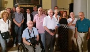 Inaugurata la mostra nella chiesetta di Cassano