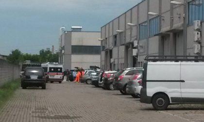 Incidente mortale sul lavoro a Gessate