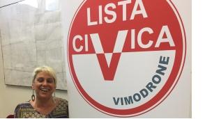 Ivana Broi lancia Lista Civica Vimodrone