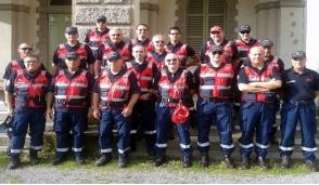 L'Associazione carabinieri di Trezzo al servizio della comunità