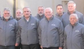 L'addio degli amici a Pisacane, pescatore di Cassano