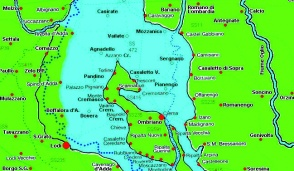 Il lago Gerundo risorgerà per un giorno a Trezzo