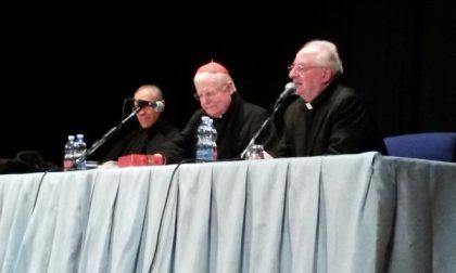 """L'arcivescovo a Carugate: """"Occorre ridurre la frattura tra fede e vita"""""""